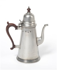 coffee pot by reid & sons