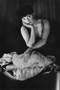 helen morgan by edward steichen