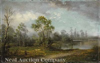 louisiana scenery by george david coulon