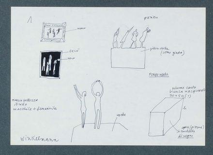 progetto per winkelmann by vanessa beecroft