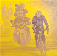 le cycliste by olivier auguste