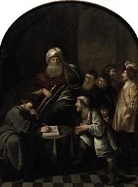 the census of quirinius by willem de poorter