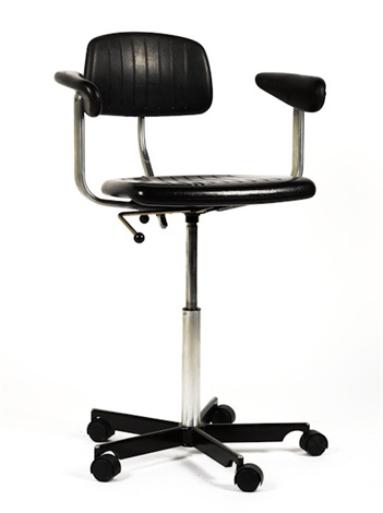 kevi swivel office chair by jorgen rasmussen