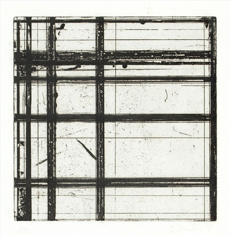 tiles by brice marden