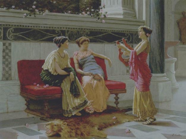 scena dellantica roma by emmanuele costa