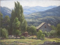 homestead in the hills by clifton a. wheeler