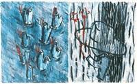 compositie (in 2 parts) by albert pepermans