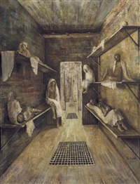 stanza di soggiorno - huis clos by stanislas lepri