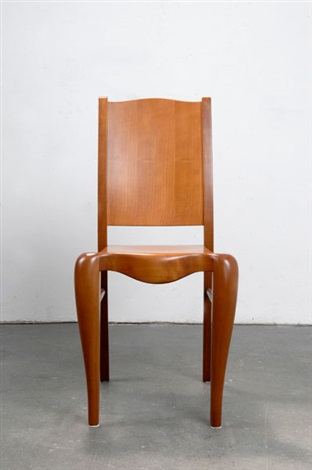 Stuhl Placide Of Wood By Philippe Starck