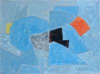 bleu by serge poliakoff