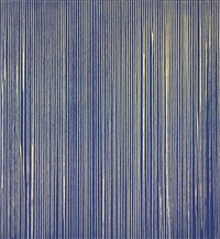 repetition (violet grey) by callum innes