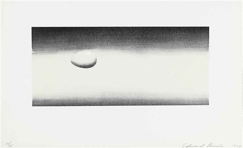 egg from domestic tranquility by ed ruscha