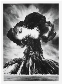 russian bomb (them)/semipalatinsk by robert longo