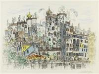 hundertwasserhaus in wien by michael coudenhove-kalergi