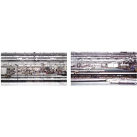 schiesser, diptychon (diptych) by andreas gursky