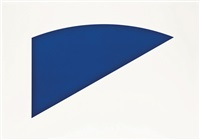 untitled (eight by eight to celebrate the temporary contemporary) by ellsworth kelly