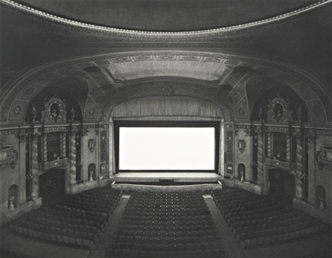 ua walker theatre new york and theatres by hiroshi sugimoto