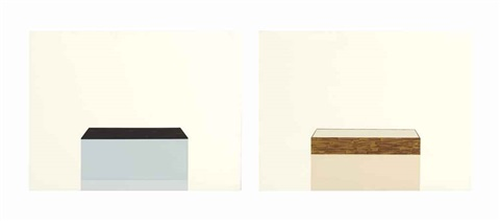 a.) untitled; b.) untitled (2 works) by valdirlei dias nunes