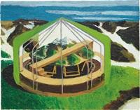 double river tent by yutaka sone