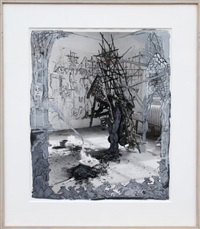 untitled (black figure) by kim jones