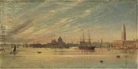 a venetian view by john wharlton bunney