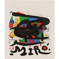 miro sculptures by joan miró