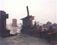 shipbreaking #10, chittagong, bangladesh by edward burtynsky