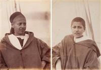 maroc. moorish boys of mogador. enfants marocains de mogador. deux by james valentine