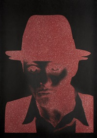 red beuys by gavin turk