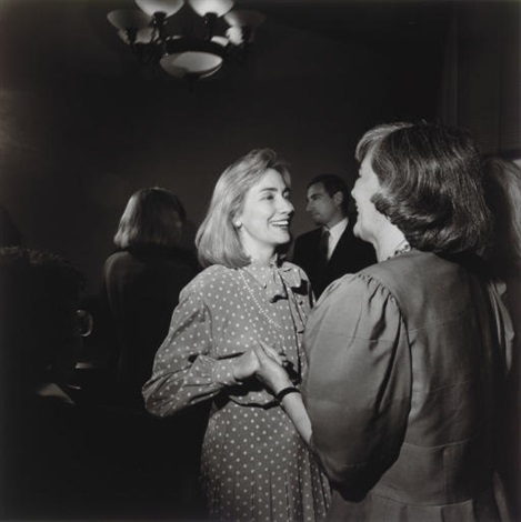 hillary clinton womans health conference washington dc by larry fink