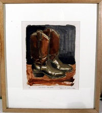 new boots big steps by david wiander