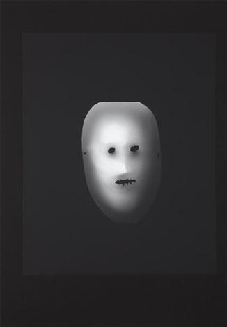 untitled mask by adam fuss