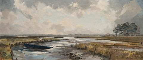 Levington Creek by Cavendish Morton on artnet