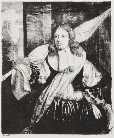 le porte étendard by théodore géricault