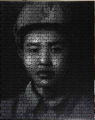ak 47 54 by zhang dali