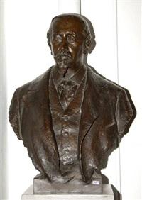buste d'homme by théophile camel