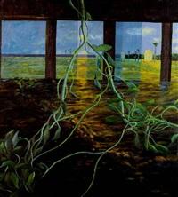 die grüne pflanze by max kaminski