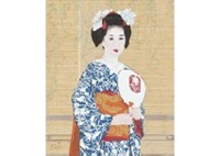 gion festival by nobuyoshi aoyama