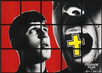 crusade fear (in 15 parts) by gilbert and george