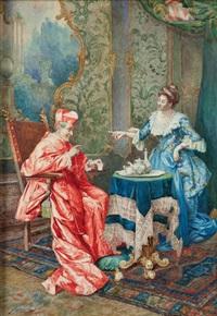 il te del cardinale by lorenzo cecconi