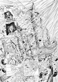 les sceaux de l'apocalypse. percevan by philippe luguy