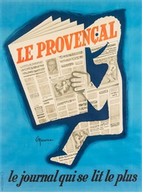 Obrad nicolitch auction results obrad nicolitch on artnet - Le provencal journal ...