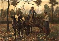 de herfst by henri van melle