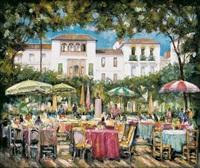 plaza de los naranjos, marbella by josé luis sánchez gacía