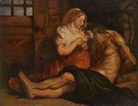 cimon und pero (caritas romana) by willem de poorter