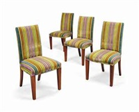 dining chairs (set of 4) by david linley