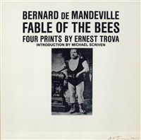 fable of the bees (series of 5) by ernest tino trova