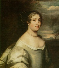 portrait of a lady by john hayls