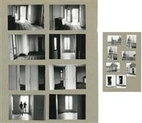 recherche d'un appartement pour le dernier tango à paris paris (56 works) by alexander trauner