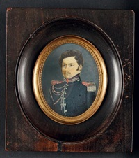 maréchal des logis chef des cuirassiers de la garde royale by jean victor andrieux